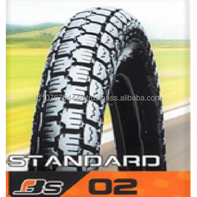 BEST QUALITY TUBE TPE TIRE STANDARD PATTERN 02 FOR MOTORCYCLE