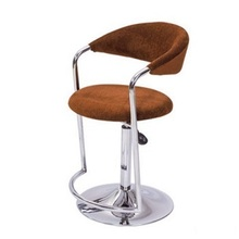 Deluxe Modern Solid Stainless Steel Stool for cafe & restaurant