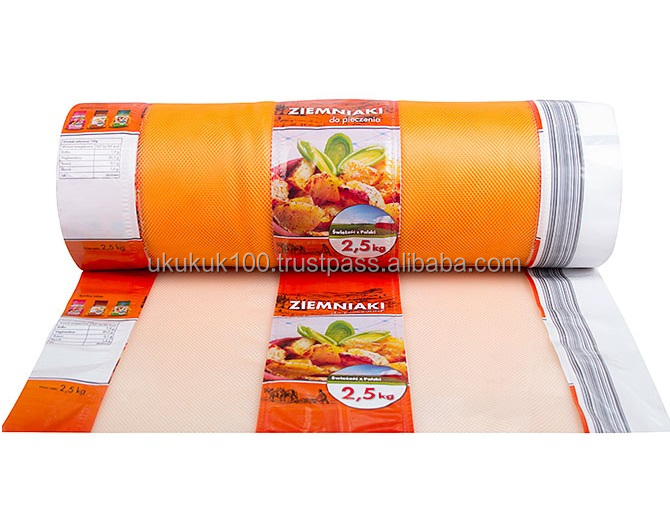 Carryfresh bag 580 for VERTICAL PACKAGING Jasa