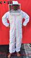 Semi Ventilated Mesh 3 Layer Beekeeping Suit Square Style Veil Supplier