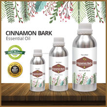 Cinnamon Bark Essential Oil Pure and Natural (Cinnamomum Zeylanicum)