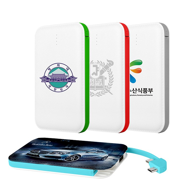 SMODO New Design patent 5000mAh mobile power bank,mobile phone accessories