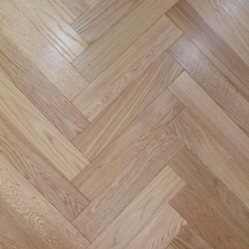 AB grade natural UV finished engineered oak parquet wood flooring