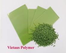 Green Yellow masterbatch color with high quality and reasonable price for PP/PE/PET/ABS/HIPS