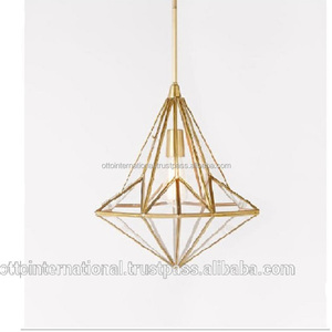 Beautiful Star Wood Chandelier Lamp/Modern Chandelier Lamp/Chandelier Table Lamp