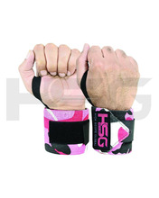 Weight Lifting GYM Training Wrist Wraps Camo printed For Wrist Support Crossfit Wrap sublimation design art Camouflage wraps