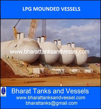 """LPG Mounded Vessels"""
