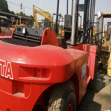 20ton TOYOTA used diesel 5FDN200 2014 ysae shangli forklift for sale