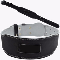 Heavy Duty 2017 For Every Gym in USA, Canada and UK Gym BELTS PU Leather