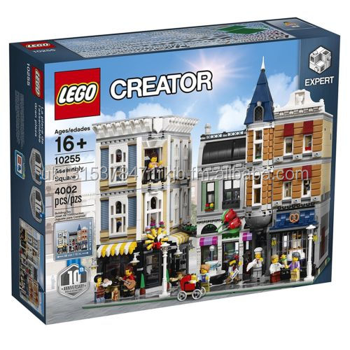 Original Factory Sets 10255 Expert