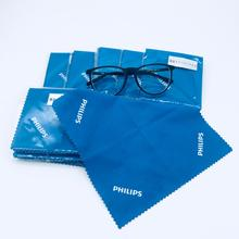 Double Side Fluff Soft Microfiber Eyeglass Cleaning Cloth