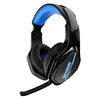 Stock cheapest stereo 7.1 sound RGB black blue red color noise cancelling mic heavy bass USB PC wired earphone