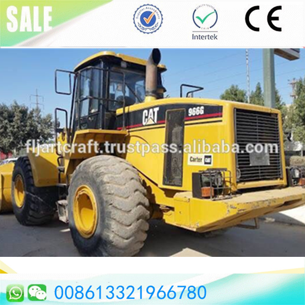 100% Japan original Caterpillar 966G Loader for sale , cheap price used Caterpillar 966G Loader