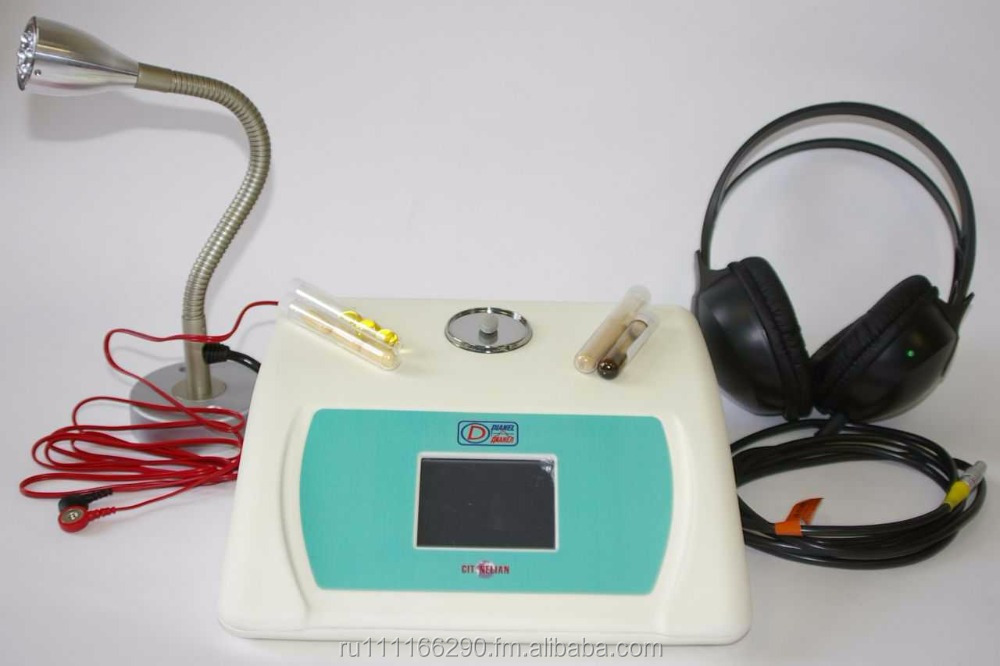 Dianel-5111 Biolaz-Oberon diagnostic 8D NLS bioresonance machine + Vega test