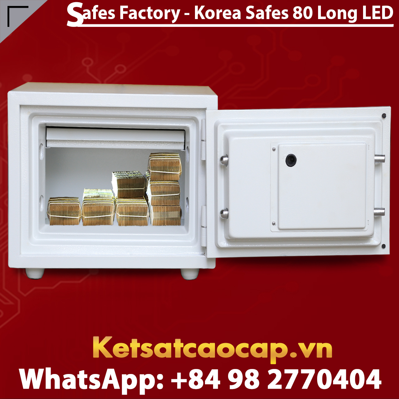 Diamond Safe KS80N LED Long White