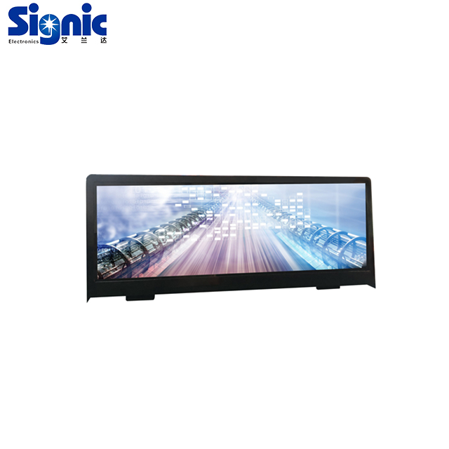 Double Side Taxi Top LED Display Waterproof Outdoor SMD P3.33 led taxi top <strong>advertising</strong>