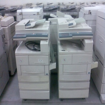 Used Printer Multifunction Colorful Photocopies for XEROXs world trade copiers equipment 4475/3375 Machine
