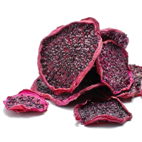 Fruit Snacks Healthy Dry Fruits Lowest Price Freeze Dried Dragon Fruit Food Healthy From Vietnam/ Ms Jenny +84 905 926 612