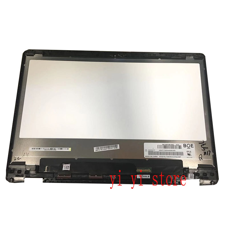 For ASUS Vivobook Flip <strong>14</strong> TP410 TP410U TP410UA TP410UR TP410UF <strong>14</strong>.0&quot; FHD LCD Screen Display Panel Touch Digitizer Glass Assembly