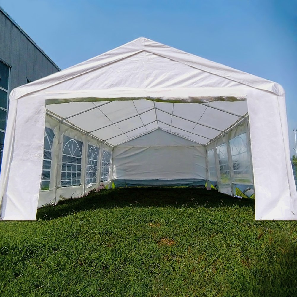 Heavy Duty Outdoor PE Wedding Marquee 6 <strong>x</strong> <strong>12</strong>