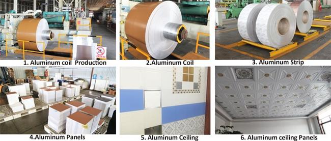 Factory produces aluminum ceiling material aluminum ceiling panels for high-quality aluminum ceiling with windproof strip