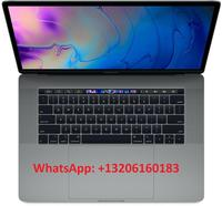 Buy 2 get 1 free 100% Original For Apple Macbook Pro i7 2018 Laptops 15inch Hard 1TB