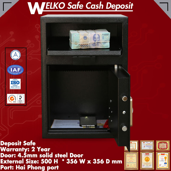 Buy safe deposit box and get free shipping