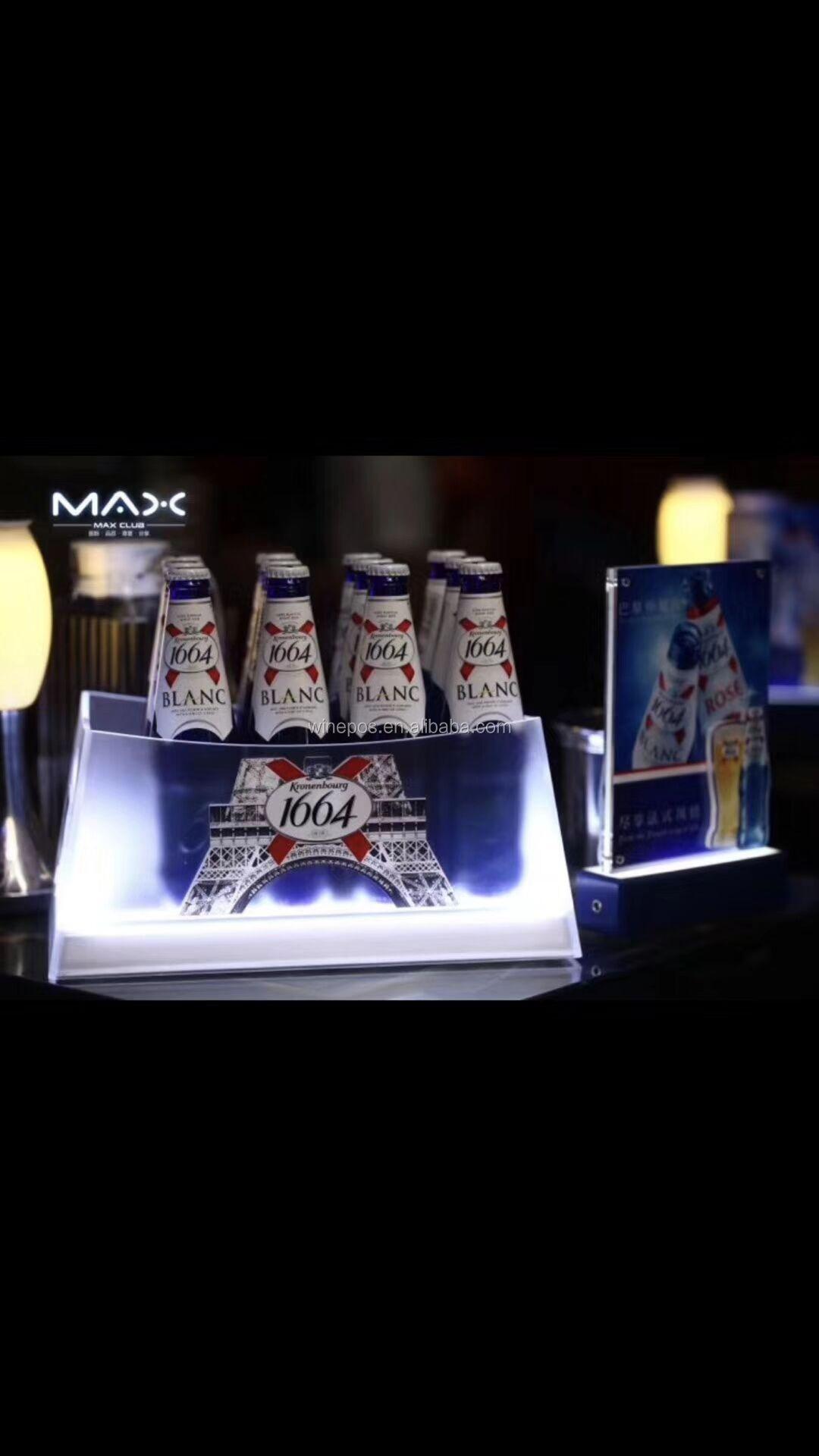 ice bucket,plastic ice bucket,wine cooler, illuminated bar items, illuminated pourer ,illuminated cups