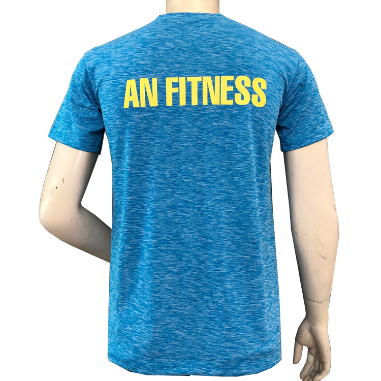 B2B Clothing The Sports Apparel For Men Gym Men Summer Sport T-shirts With Logo