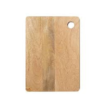 Classic Maple Cheese Board With Handle