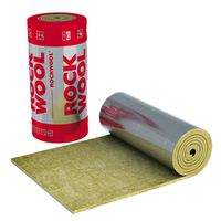 Rockwool Insulation solutions lamella mats mineral wool aluminum foil self-adhesive rubber