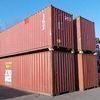 Clean Used Cargo Worthy shipping container 10',20',40' Steel Storages cheap