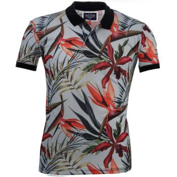 Colorful Print Polo Slim Fit Custom Sports Polo Shirts for Men polo