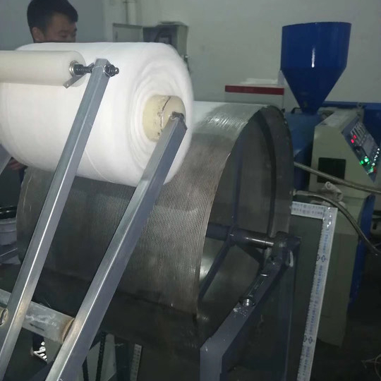 SMS PP Spunbonded Meltblown Non-woven Fabric Machine Production <strong>Line</strong> for mask