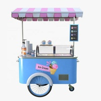 new design street food cars/ hot dog cars for sale/ mobile food car for sale