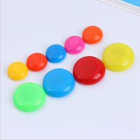 round Shape and Speaker Magnet Application High Quality Magnet Buttons Colorful mushroom magnet button