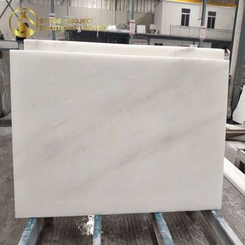 Special Sale Ice Onyx Floor Wall Tile Marble Polished Rhino White Slabs And Tiles For Hotel Project