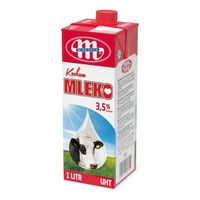 UHT / LONGLIFE MILK 3.5% FAT