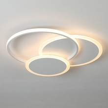 HOOYI Minimalismo Moderno Surface Mounted <span class=keywords><strong>Soffitto</strong></span> del Led Luci Marrone Bianco Casa di Illuminazione di <span class=keywords><strong>Alluminio</strong></span>/Ferro Luce di <span class=keywords><strong>Soffitto</strong></span> Della Lampada per il Letto camera
