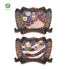 Western Customized 3D Metal Craft Eagle Double Side Challenge Coin