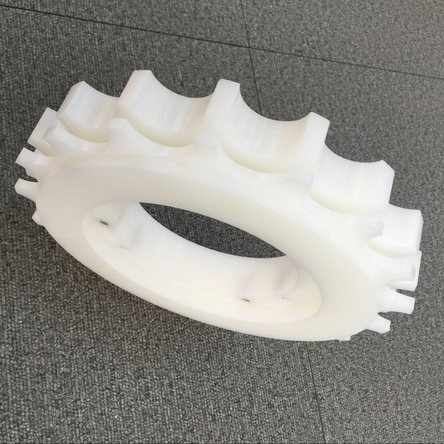 Conveyor nylon drive gear
