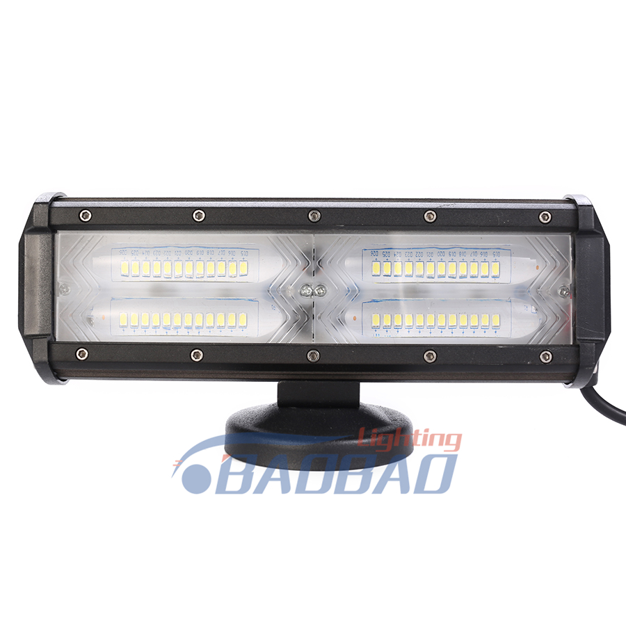 Most popular items wholesale china factory LED solar-power auto lights 12v LED work light snap on
