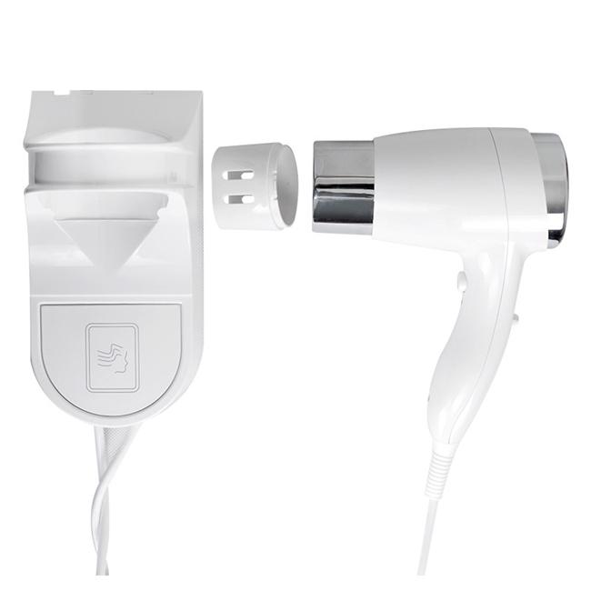 Honeyson 2019 New Design Ce Certificate Heat Resistance Hotel Hair Dryer Shaver Socket D07 фото