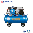 XINGBAO 2HP 8bar 62L 0.17m3/min belt driven popular piston air compressor