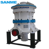 2018 Hot New Products crushing equipment Stone Processing sand crusher