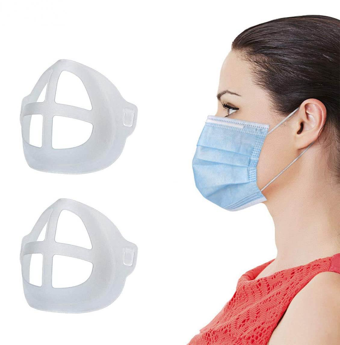 Factory Wholesales Face Cover Inner Support Frame Face Cover Bracket For Breathing Washable Reusable
