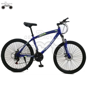 oembicycle 26 inch black color with 21 speed cheap mountain bike
