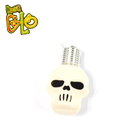 Wholesale Glow Party Gifts Light Up Halloween Led Earrings Women