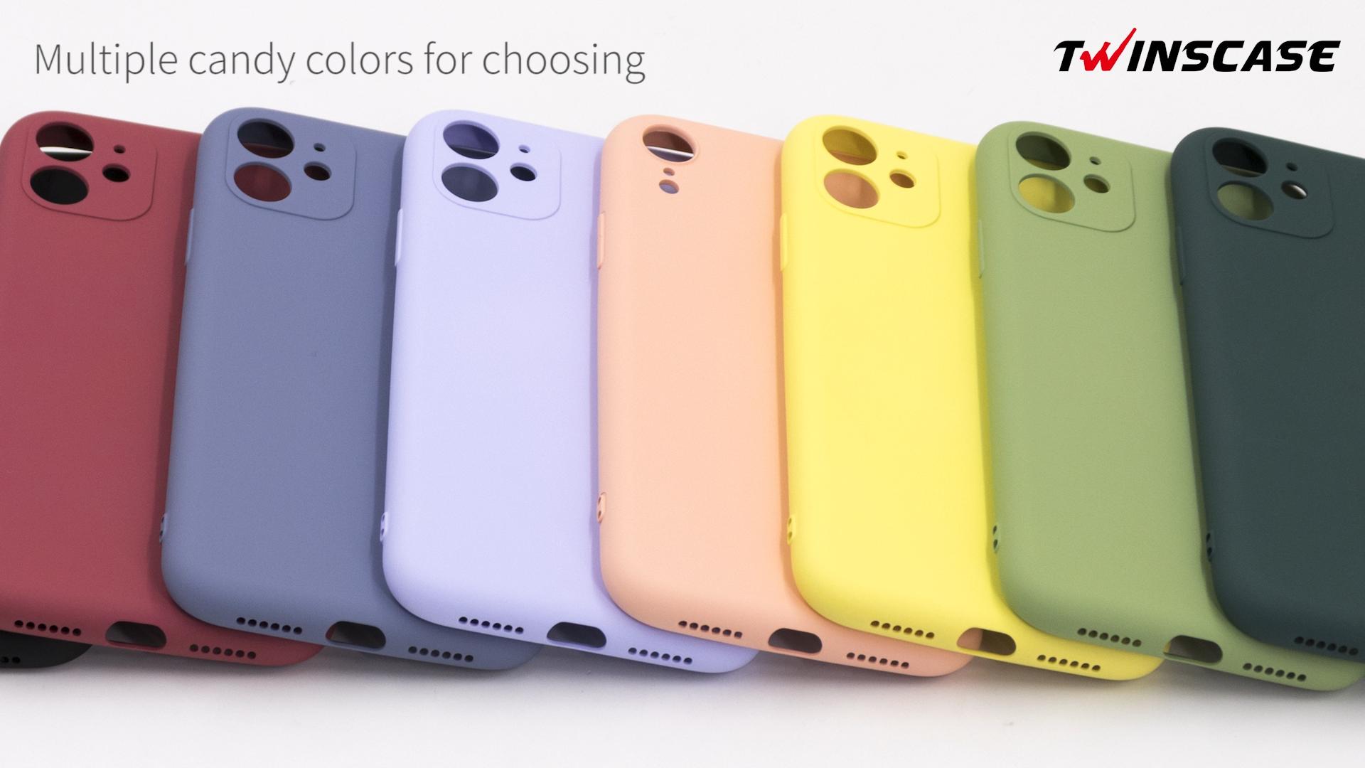 Fabrika fiyat cep telefonu arka kapak ile mikrofiber bez astar yastık yumuşak TPU kılıf için Apple iPhone durumda, iPhone 11