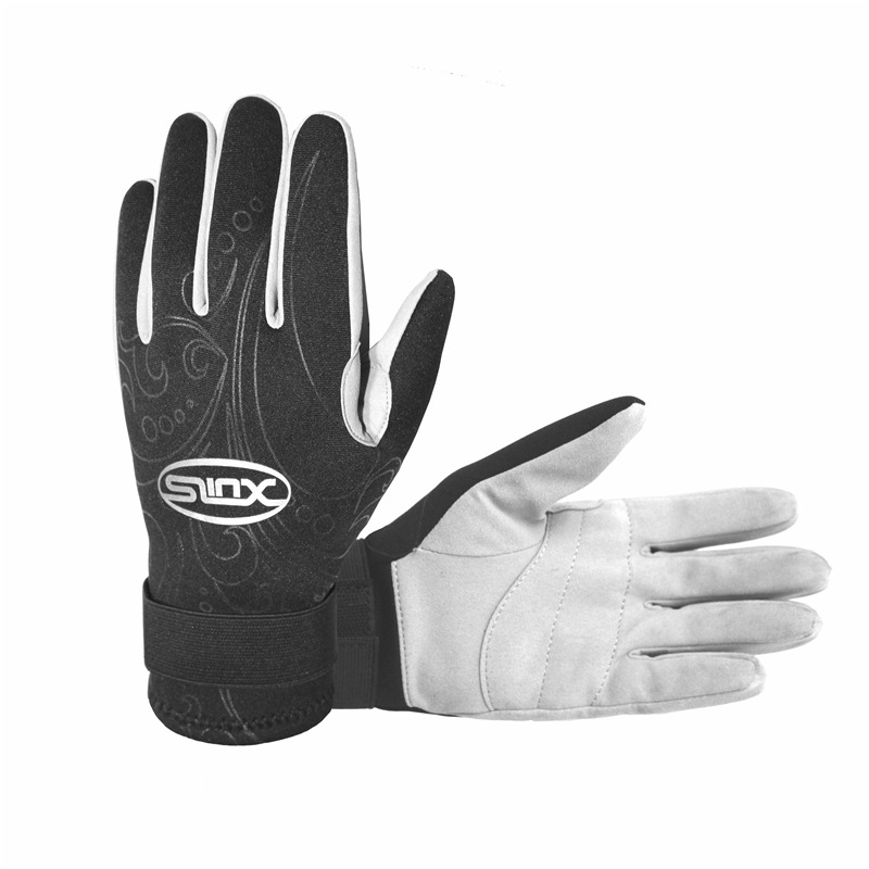 2mm AMARA Microfiber Neoprene Antiskid Wear-proof Diving Gloves for Freediving Fishing Hunting